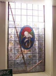 Stained glass window example I
