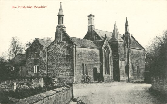 The Hostelrie, Goodrich